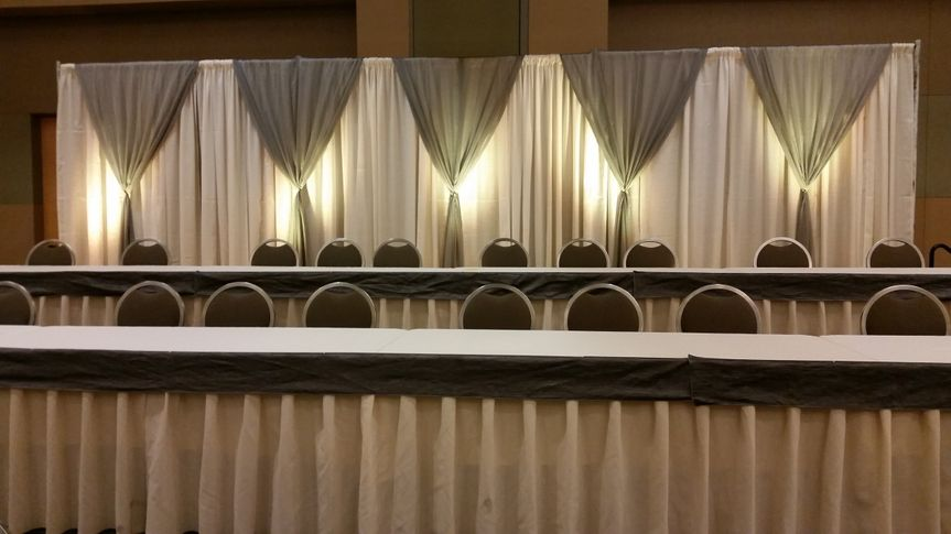 backdrop with lights and or led uplights 3