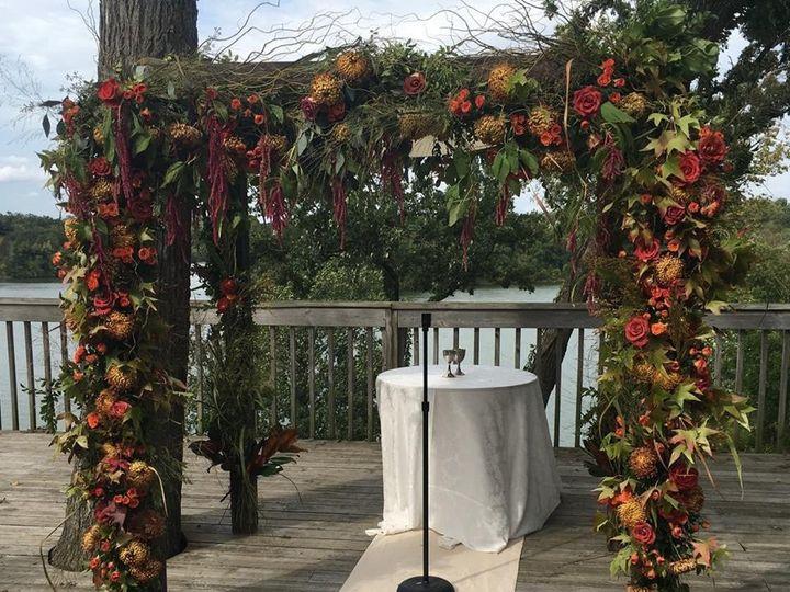 Tmx 1487348860869 Fresh Floral Arbor Arch Dubuque, IA wedding rental