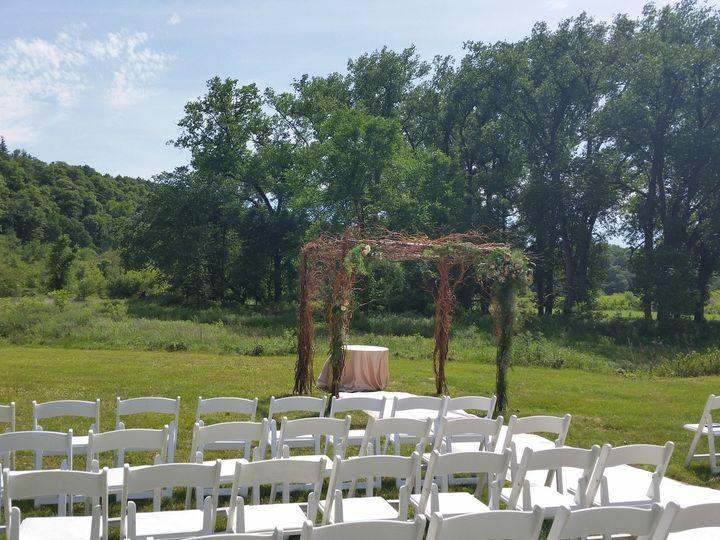 Tmx 1487378695487 Curly Willow Arbor Or Arch From Inside Decor Renta Dubuque, IA wedding rental