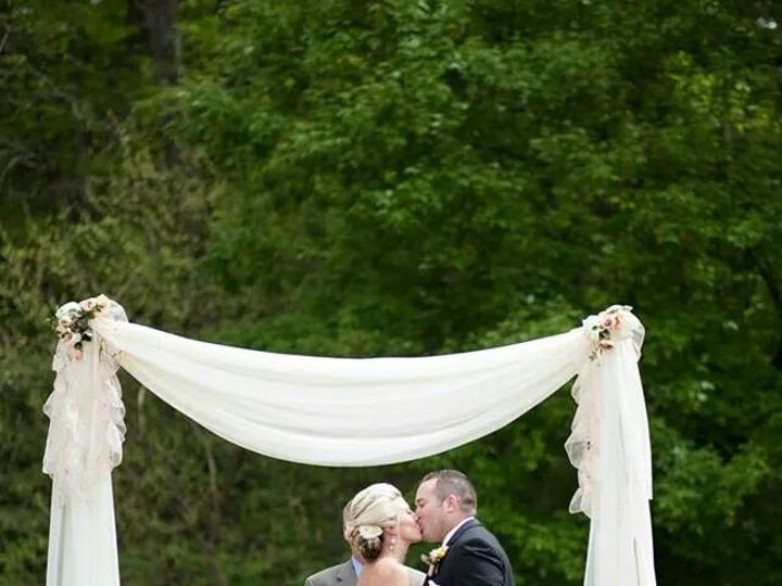 Tmx 1487378745848 Wedding Ceremony Arch Outdoors For Holly Tanner  T Dubuque, IA wedding rental