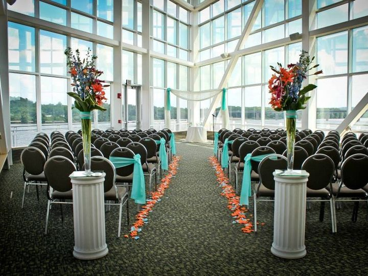 Tmx 1487378775048 Grand River Center Riverview Room Ceremony By Insi Dubuque, IA wedding rental