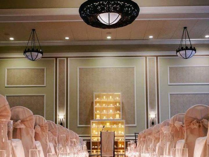 Tmx 1487378861071 Hotel Julien In Dubuque Set For A Wedding Ceremony Dubuque, IA wedding rental