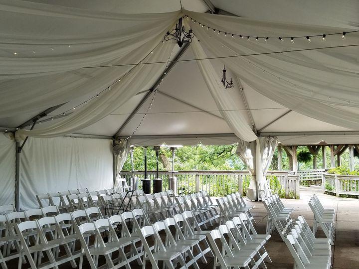 Tmx 1487379575901 Fabric In Eagle Ridge Tent With 6 Swags 250 Plus S Dubuque, IA wedding rental