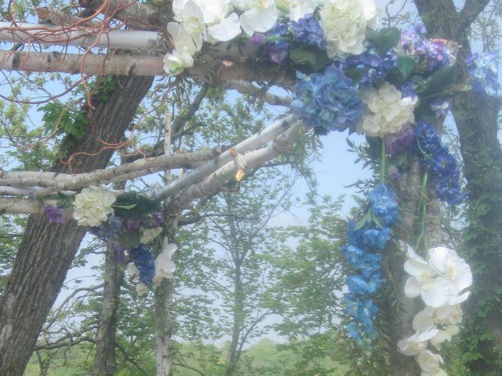 Tmx 1487379640592 Birch 4 Leg Arch By Inside Decor Rental Dubuque Ia Dubuque, IA wedding rental