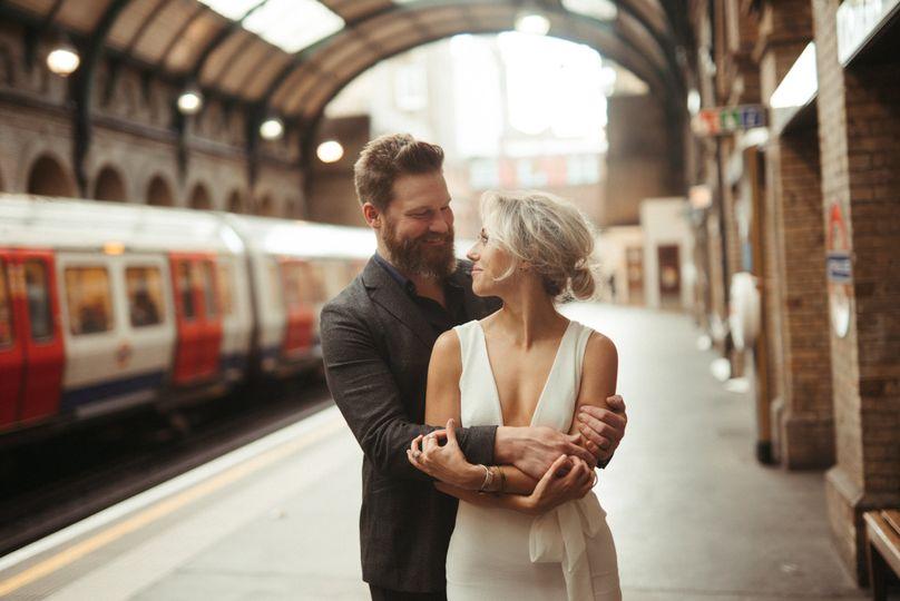 A London elopement