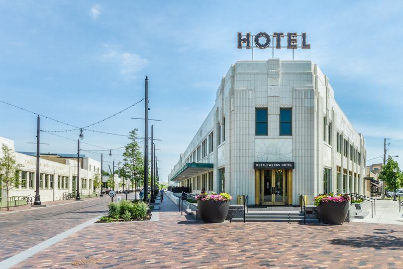 Bottleworks Hotel