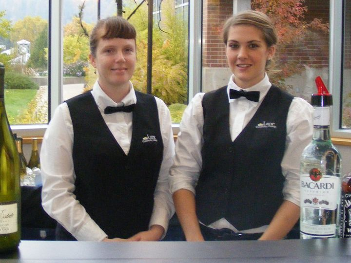 Tmx 1424382510903 Center Bar With 2 Students Eugene, OR wedding catering