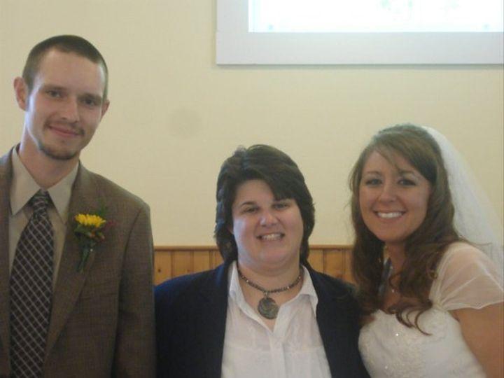 Tmx 1309573417751 Michelle Maspeth wedding officiant