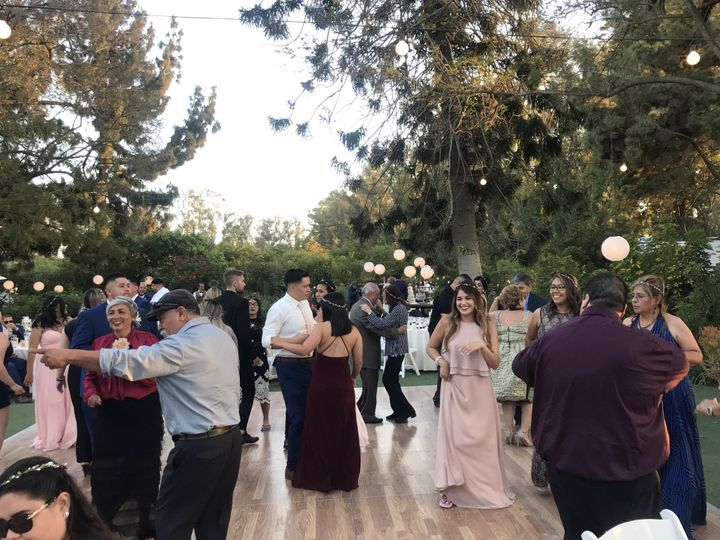 Camarillo wedding event