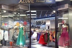 Azure Formal Wear
