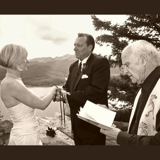 The Image Maker Wedding Officiant Colorado