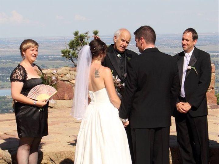 Tmx 1335300870990 EdSunAmpitheater Denver, Colorado wedding officiant