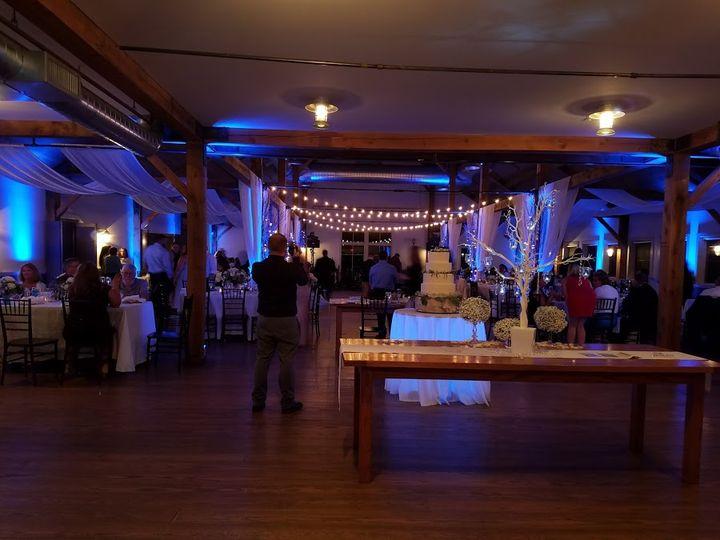 Tmx Mt Top Inn Blue Uplighting 51 660639 South Burlington wedding dj