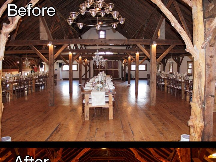 Tmx Uplighting Before And After2 51 660639 South Burlington wedding dj