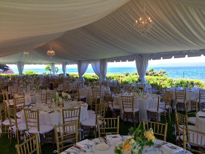 Tmx Tent With Liner 51 111639 Petoskey, Michigan wedding rental