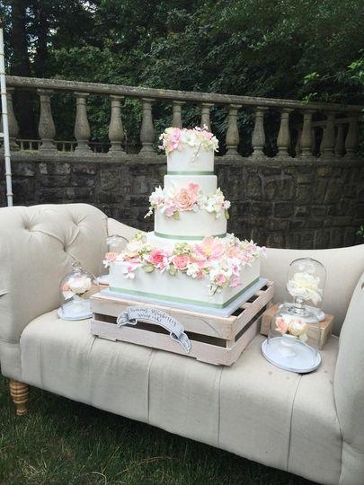 Pillowcase cake