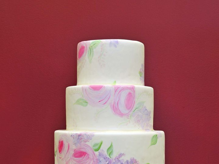 Tmx 1379870289094 Dsc85498x10x300 Copy Virginia Beach wedding cake