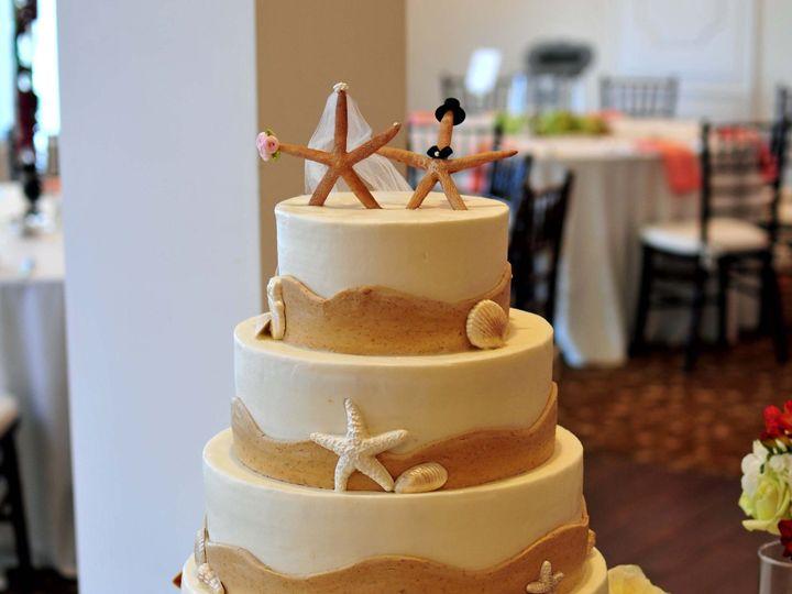 Tmx 1379870316599 Dsc86048x10x300 Copy Virginia Beach wedding cake