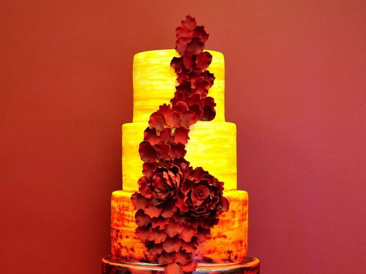 Tmx 1379873660182 Dsc8199 Crop 8x10x300small Virginia Beach wedding cake