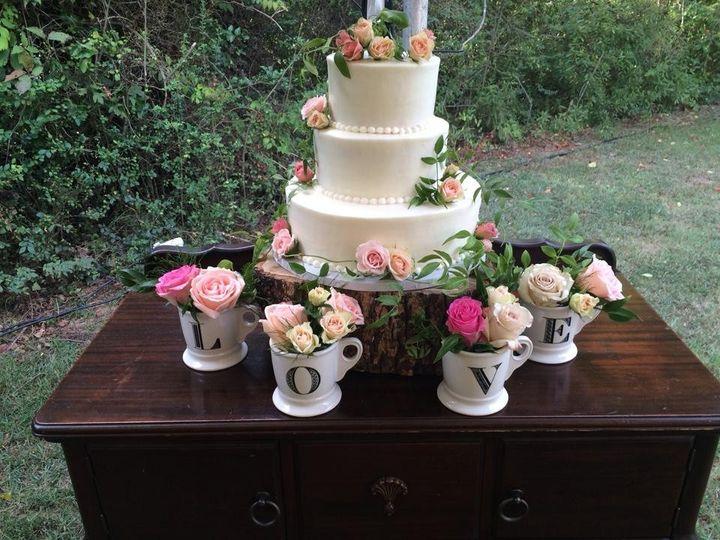 Tmx 1473256070089 11940716101536036530344023453077861505486002n Virginia Beach wedding cake