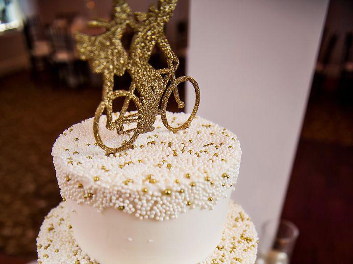 Tmx 1473256471020 Rosscostanzaphotography Bradshaw Cortez Yacht Club Virginia Beach wedding cake