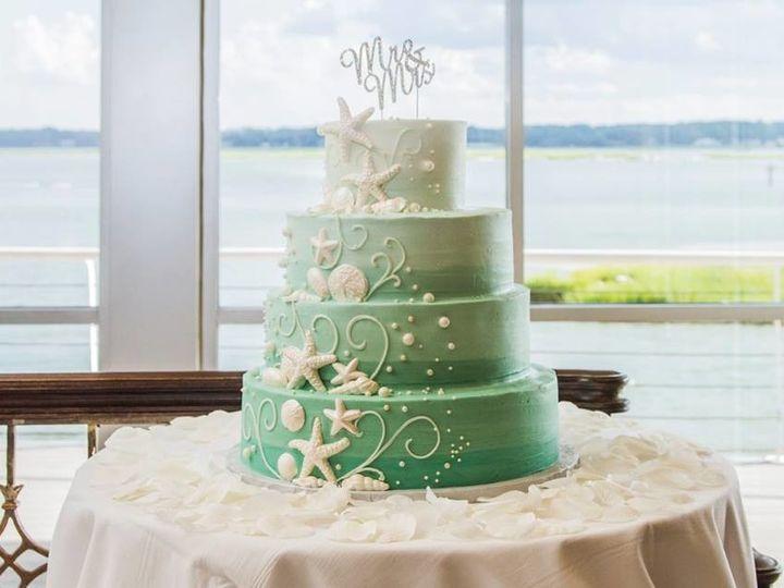 Tmx 1490898312493 Medres4 Virginia Beach wedding cake