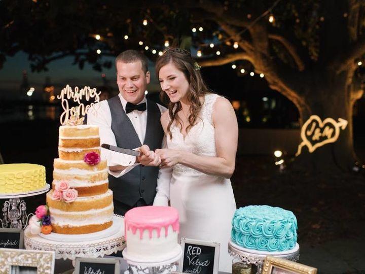 Tmx 1490898350671 Medres9 Virginia Beach wedding cake