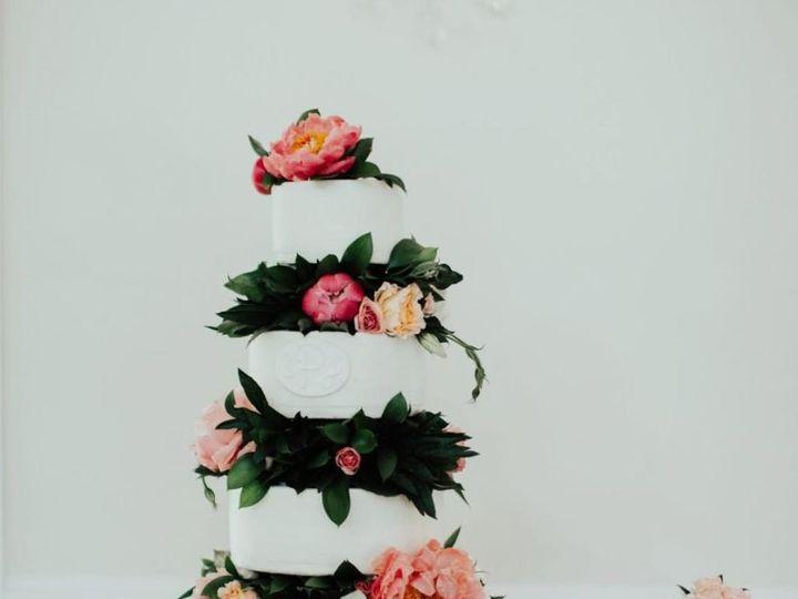 Tmx 1500125043 6c8f7d491bfc056f Screen Shot 2017 07 15 At 9.38.18 AM Virginia Beach wedding cake