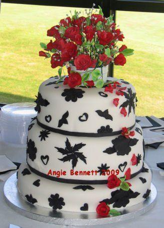 Tmx 1256148774328 Kinsler2aFacebook Red Oak wedding cake