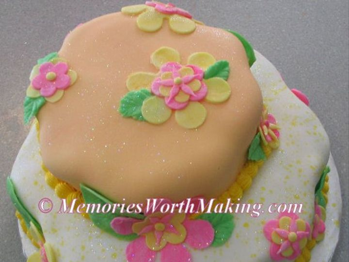 Tmx 1256149281750 A1IMG1605 Red Oak wedding cake