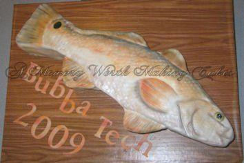 Tmx 1287602451601 BubbaFish2NAME Red Oak wedding cake