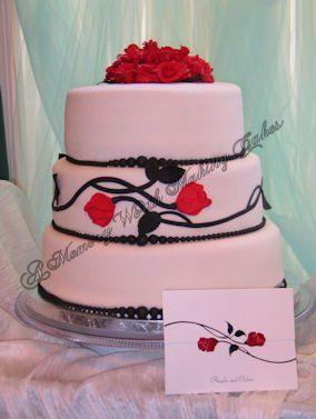Tmx 1287602623976 AngieSilver3857NAME Red Oak wedding cake