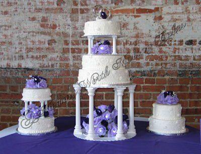 Tmx 1287602630007 Dianna3831NAME Red Oak wedding cake