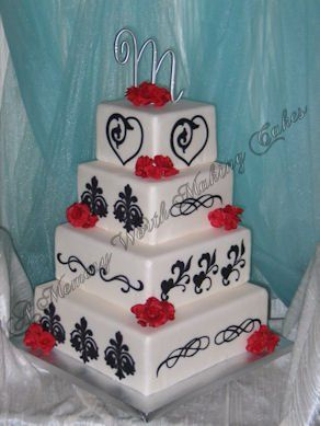 Tmx 1287602635179 Mikes2833NAME Red Oak wedding cake