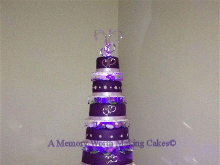 Tmx 1377791759957 Alstoncakeimg0606 Red Oak wedding cake