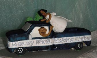 Tmx 1377792083021 Truckcouple259fb Red Oak wedding cake