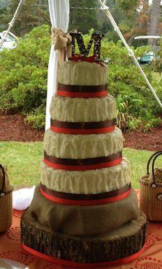 Tmx 1491444679118 Rusticcarrotimg1325 Red Oak wedding cake