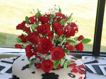 Tmx 1491446287861 Kinslertopper259 Red Oak wedding cake