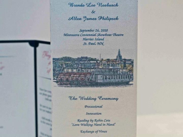 Tmx 1424715501084 Paddleboat Program Osseo wedding invitation