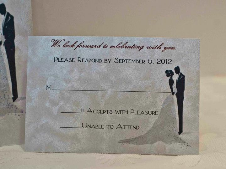 Tmx 1424715526214 Rsvp 1 Osseo wedding invitation