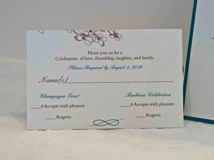 Tmx 1424715535254 Rsvp Osseo wedding invitation
