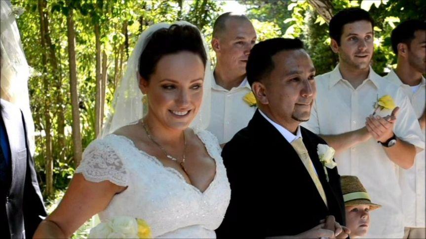 Sample Wedding Album Pic25 Sub Zero Motion Films www.InsaneBuzz.com