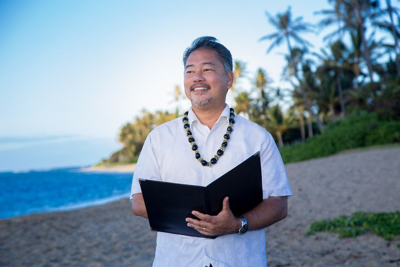 Pastor John Fuchigami