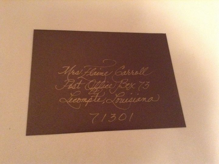 Tmx 1435251782831 Image1 Lafayette, Louisiana wedding invitation