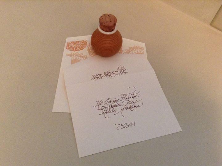 Tmx 1435251871736 Image5 1 Lafayette, Louisiana wedding invitation