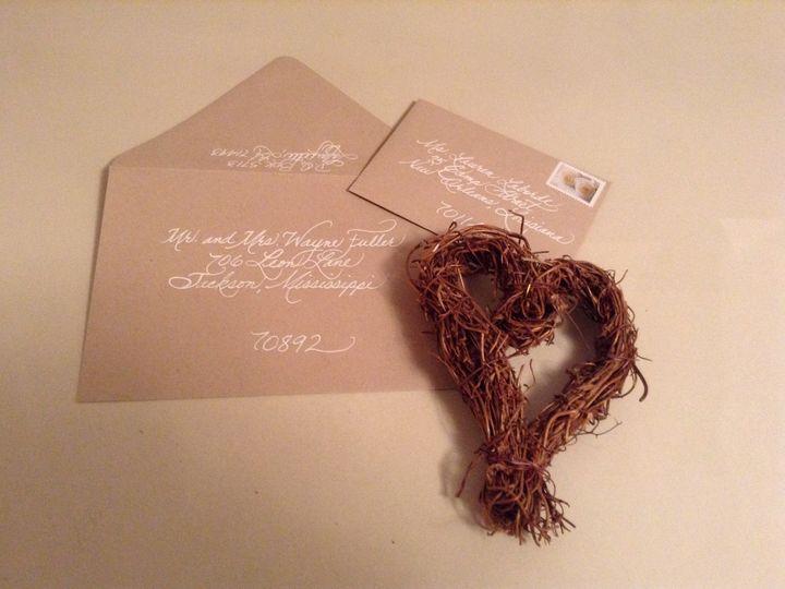 Tmx 1435251888722 Image5 Lafayette, Louisiana wedding invitation