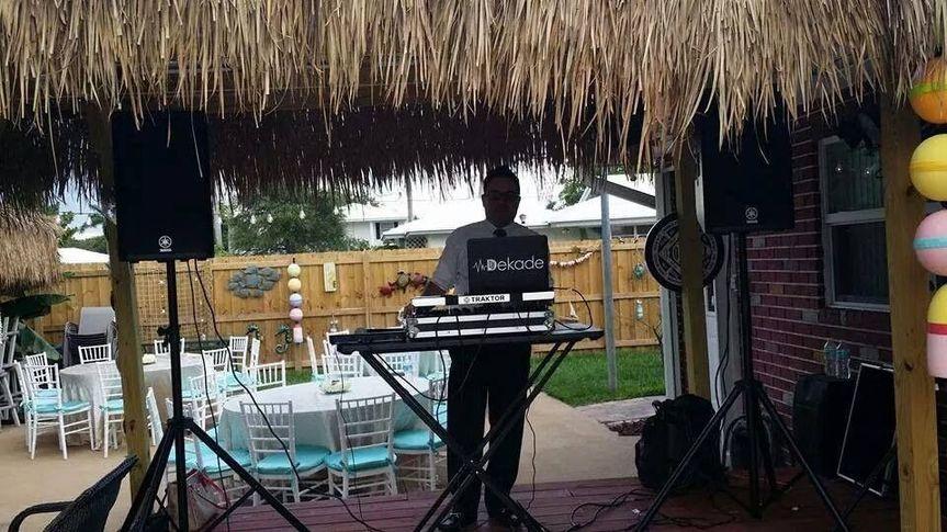DJ DEKADE PRODUCTIONS LLC