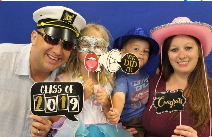 Class 2019 party