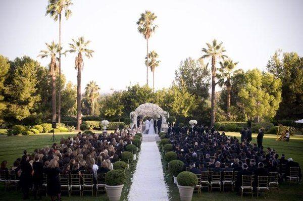 Tmx 1243454307421 TheHorseshoeGarden Pasadena, CA wedding venue