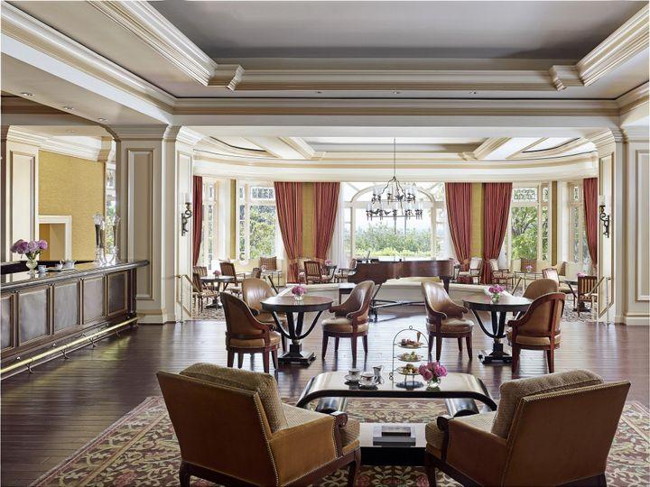 Tmx 1416621072430 2014 Lobby Lounge Overview Pasadena, CA wedding venue